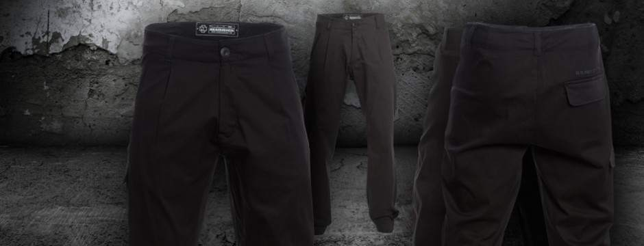 "Men's ""Flieger"" Trousers *black*"