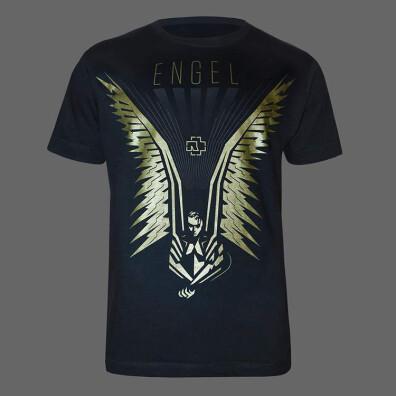 Rammstein T Shirt Flugel Rammstein Shop