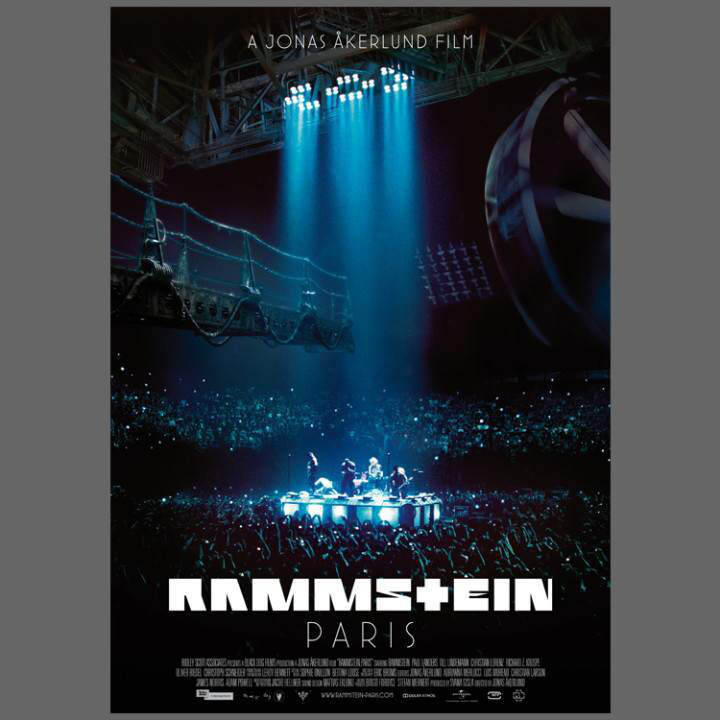 rammstein poster paris rammstein shop. Black Bedroom Furniture Sets. Home Design Ideas