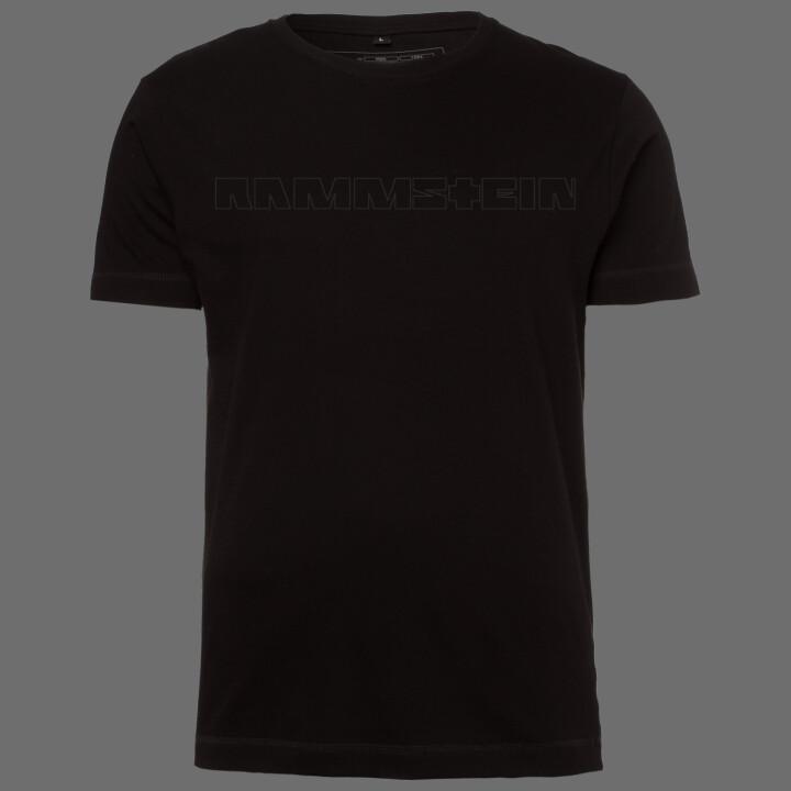 t shirt rammstein black edition rammstein shop. Black Bedroom Furniture Sets. Home Design Ideas