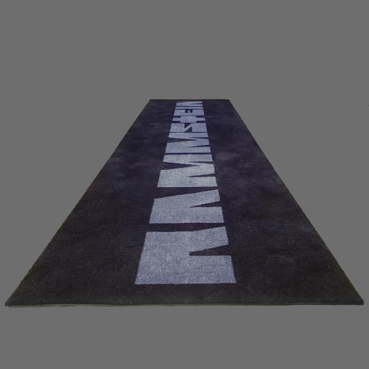l ufer rammstein 80 x 300cm rammstein shop. Black Bedroom Furniture Sets. Home Design Ideas
