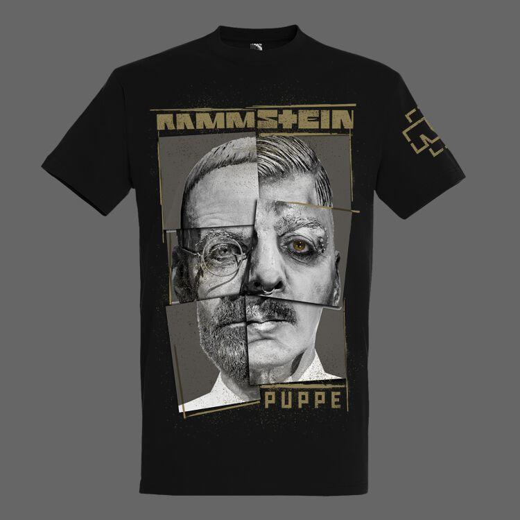 """Men's Rammstein T-Shirt """"Puppe"""""""