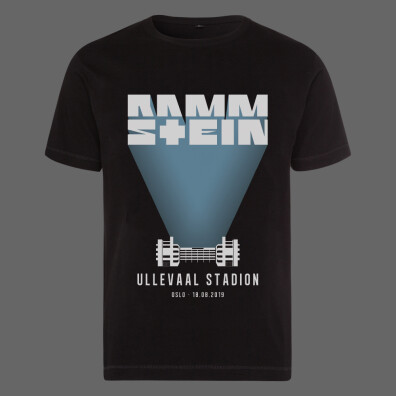 "Men's Rammstein Event-Shirt ""Oslo"""