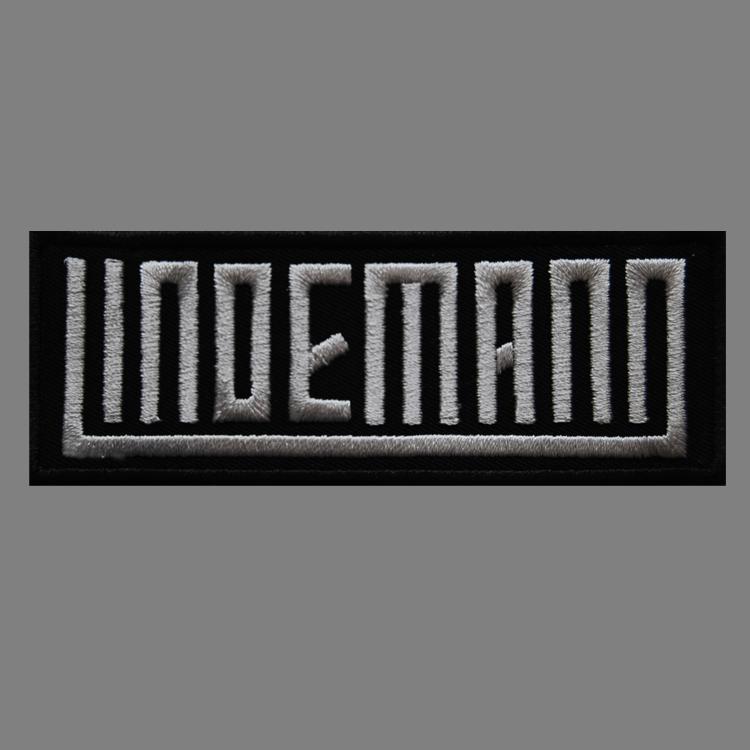 """LINDEMANN"" Patch | Rammstein-Shop"