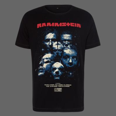 """Men's """"Sehnsucht Movie"""" Rammstein T-Shirt"""