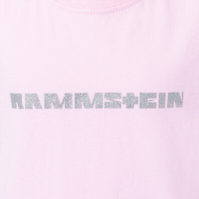 Strisce Rosa Stummer Kids Girls Ragazza T-Shirt