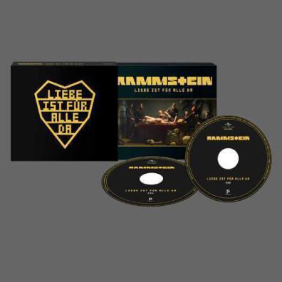 Rammstein Album Liebe Ist Fur Alle Da Special Edition