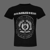 NOUVEAU Rammstein nouvel album Radio T-shirt M-XXL FM Allemagne Rock