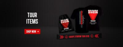 official Rammstein Merchandise Store